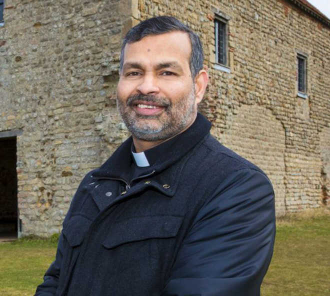 Indian-origin archdeacon appointed Bishop of Bradwell in UK