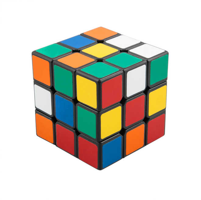Blink and miss! Robot solves Rubik's cube in 0.38 seconds