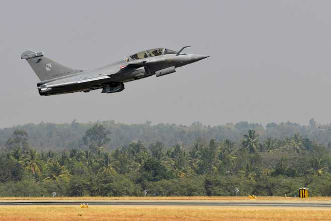 PIL in SC for independent probe into Rafale deal with France