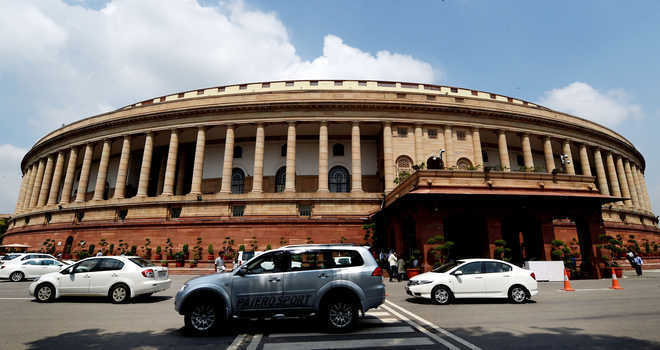 LS passes budget without debate; both Houses adjourn amid din