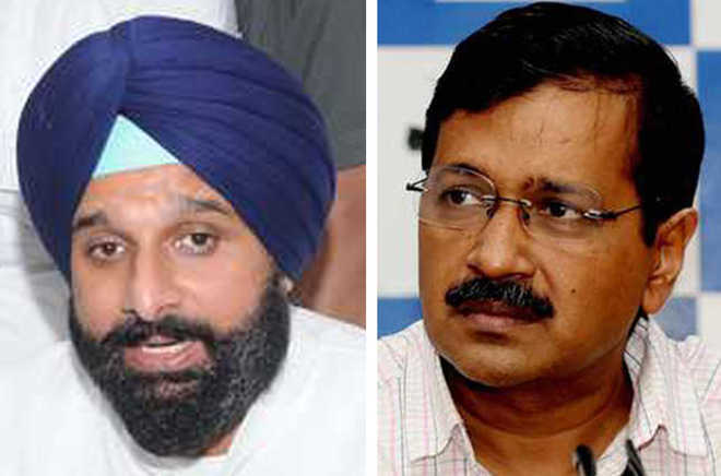 Kejriwal apologises to Majithia, AAP''s Punjab leaders upset