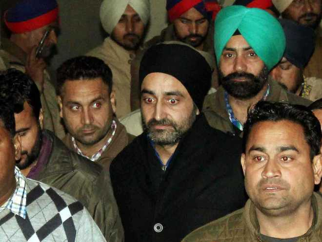Jagtar Tara gets life term in Beant Singh assassination case