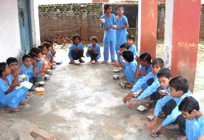 No mid-day meal for 31 govt-aided schools