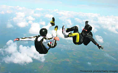 Indian Army paratrooper plunges to death as parachute fails to open