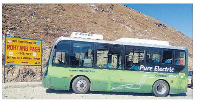 More electric buses, vans to ply in state, govt seeks Central aid