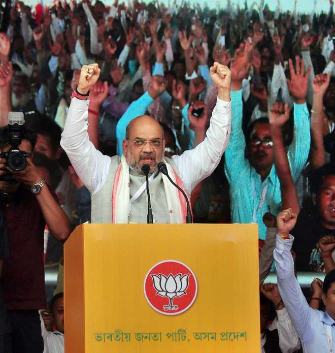 TDP's quit-NDA move just politics: Shah