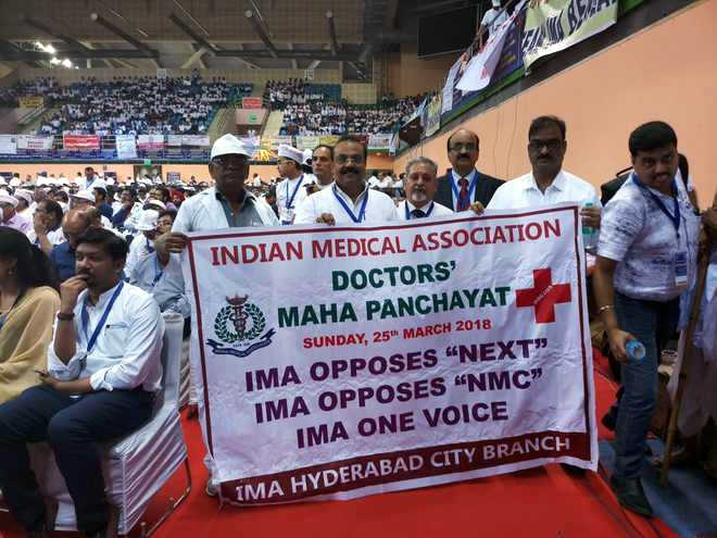 IMA no to NMC Bill, calls strike from April 2