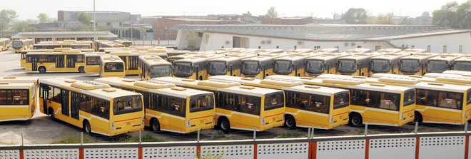 Last-ditch effort to revive Rs 600-cr BRTS project