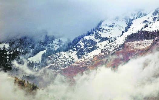Higher temperature, lesser snow on Himalayas: SASE