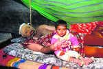 Blast pangs & birth of hope