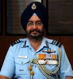 Capable enough to take on Chinese forces: IAF Chief