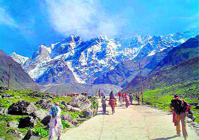 Ban on use of plastic, thermocol during Char Dham yatra