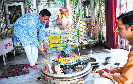 Temple thefts: No headway yet