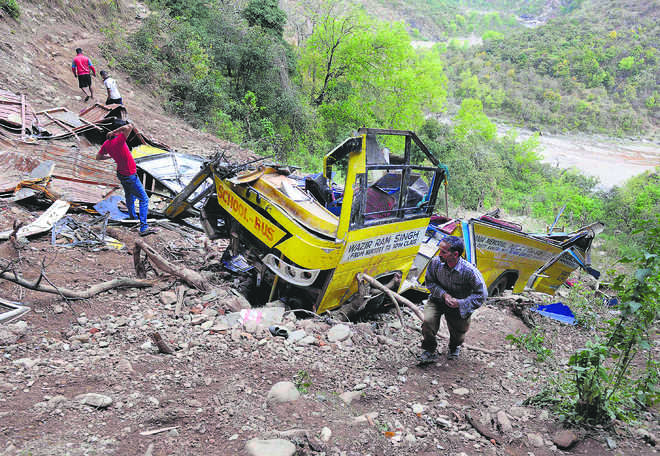 Killer stretch in Himachal 'not accident-prone'
