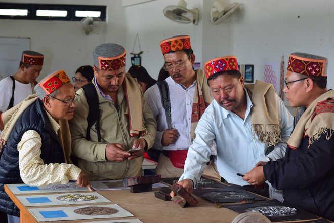 Bhutan delegates hail works of NIFT students