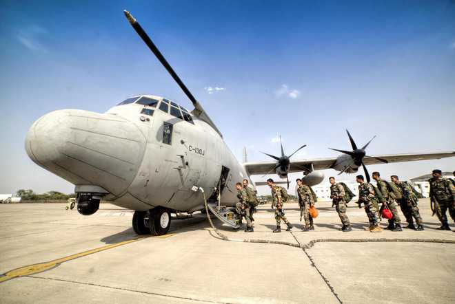 IAF set for Himalaya drill off Malacca