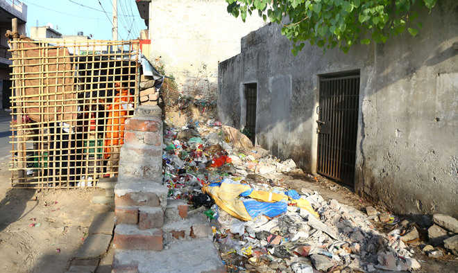 Jolt to Swachh Bharat mission in Jalandhar
