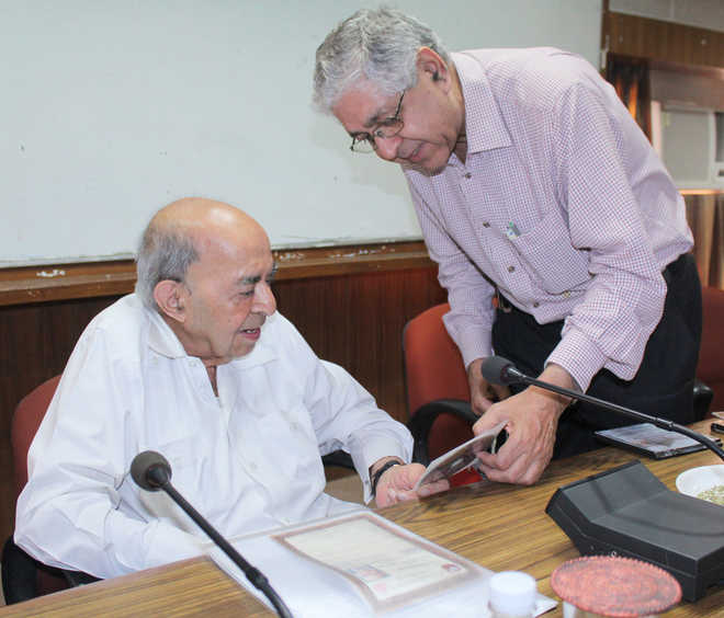 PU remembers S Nihal Singh