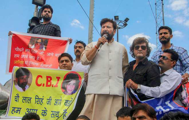 Out of Cabinet, Lal Singh goes vitriolic against CM