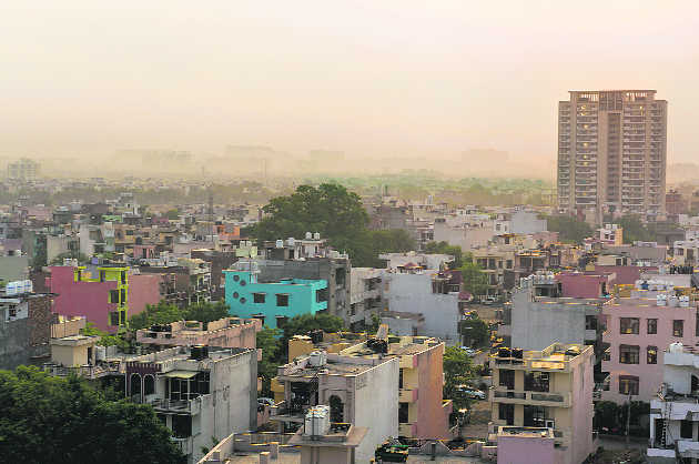 Infra mess 'grows' in the Millennium City