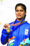 Women power India's gold quest