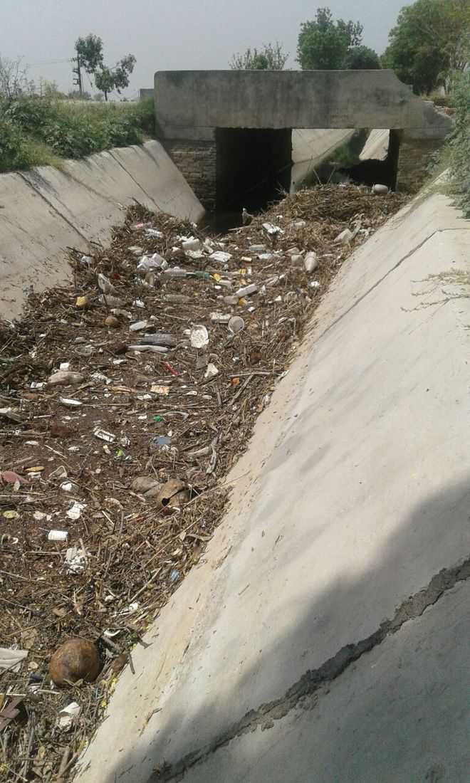 Dhuri's 'innovative' waste disposal