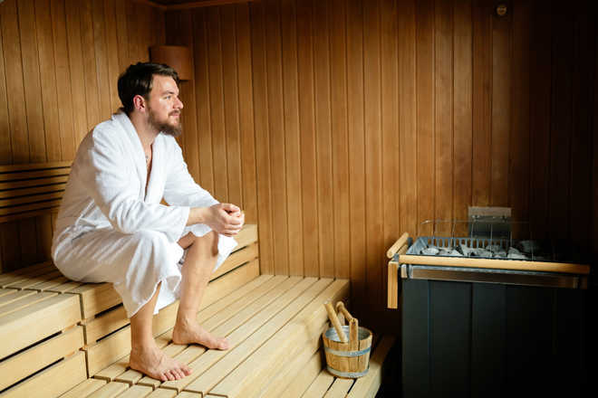 Sauna bathing may reduce risk of stroke