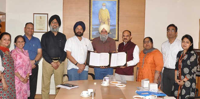GNDU, PRSC join hands for geospatial research
