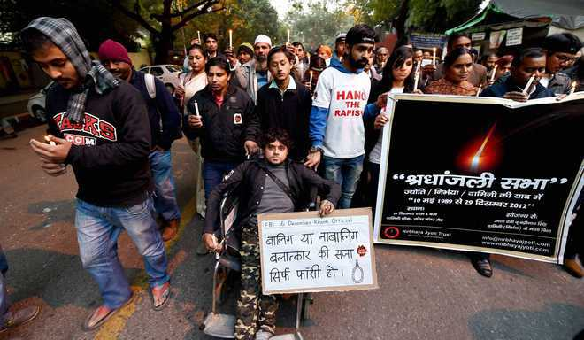 Nirbhaya case: Death penalty is cold-blooded killing, convicts tell SC