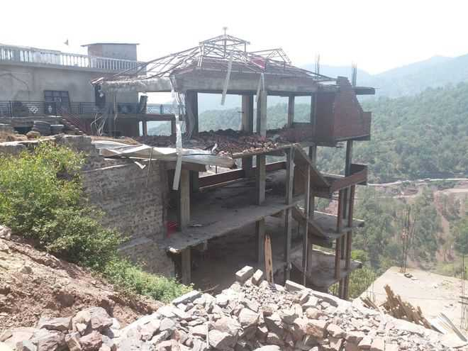 Kasauli hotel business takes a hit
