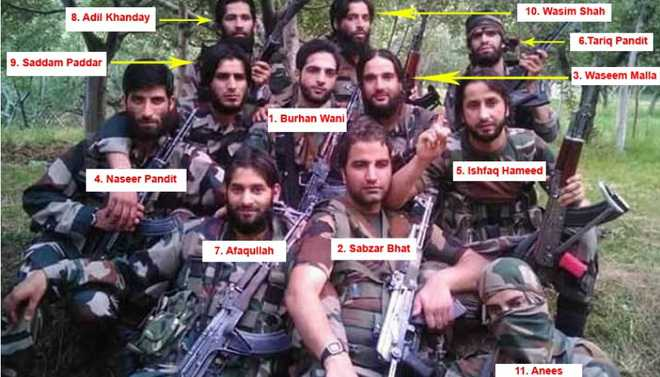 Watch video: 3 yrs on, 'Burhan gang' almost busted