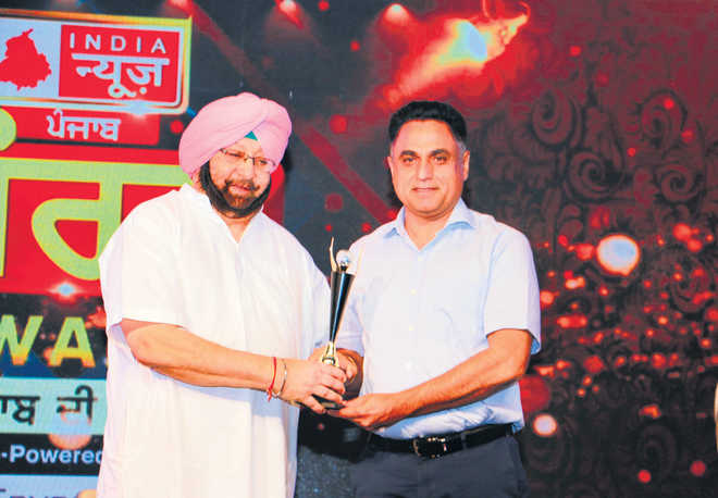 CGC bags award for placements