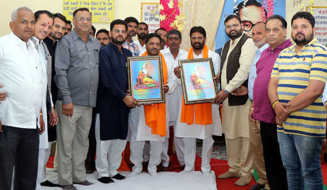 Communal harmony panacea for all problems: Valmiki Samaj leaders