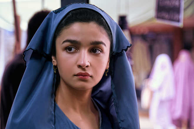 You've got to be Raazi for this one