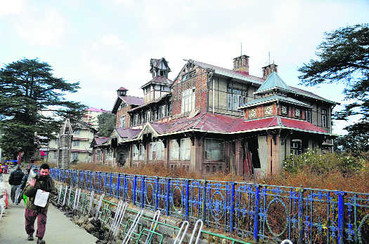 Crafts of Himachal at old Sirmour Palace