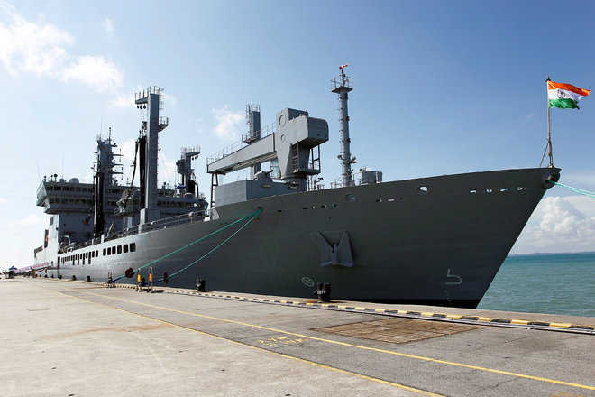 India, Vietnam gear up for first naval drill in China backyard