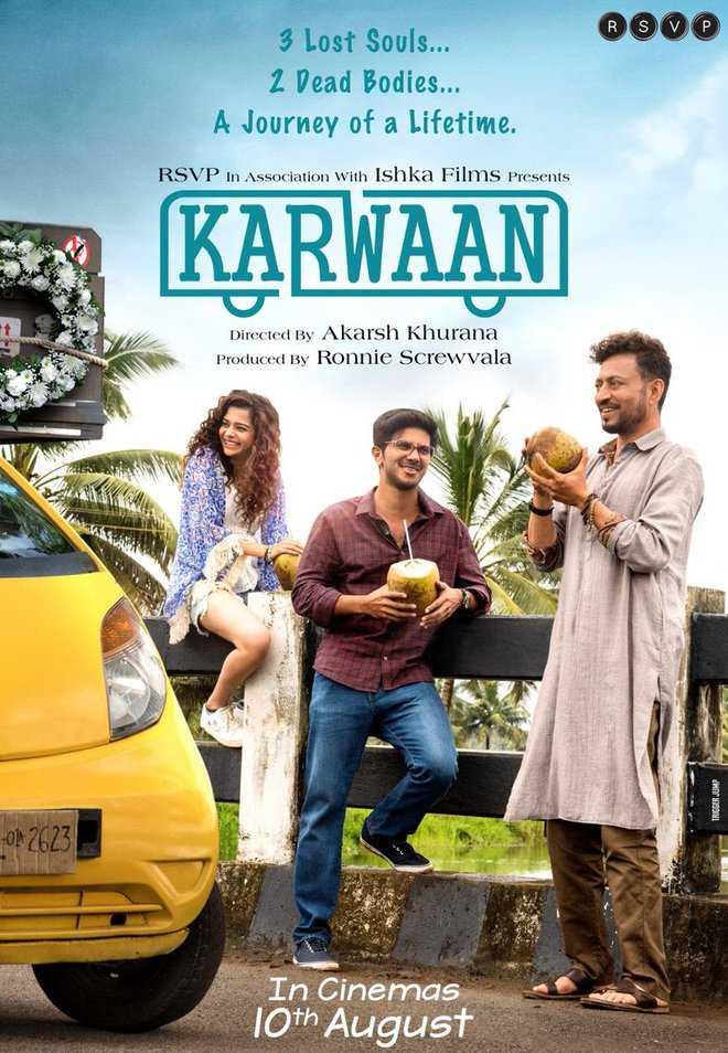 Irrfan's Karwaan gets a release date
