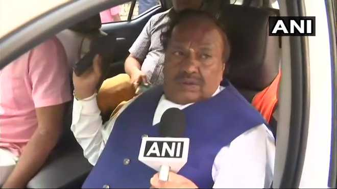 We have support of some Congress, JD(S) MLAs: BJP leader