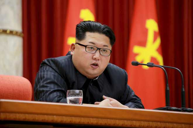 N Korea may 'reconsider' summit with Trump, suspends talks with South