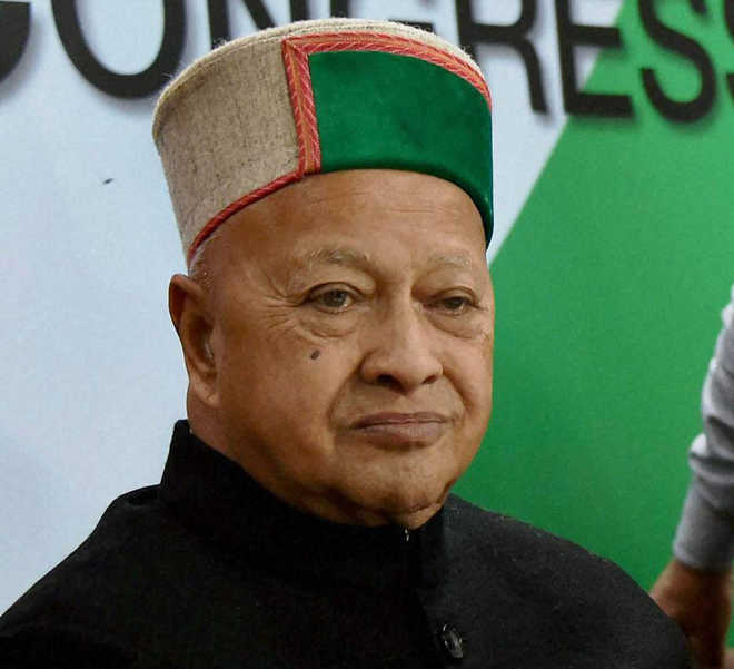 Ex-CM, son booked on nephew's plaint