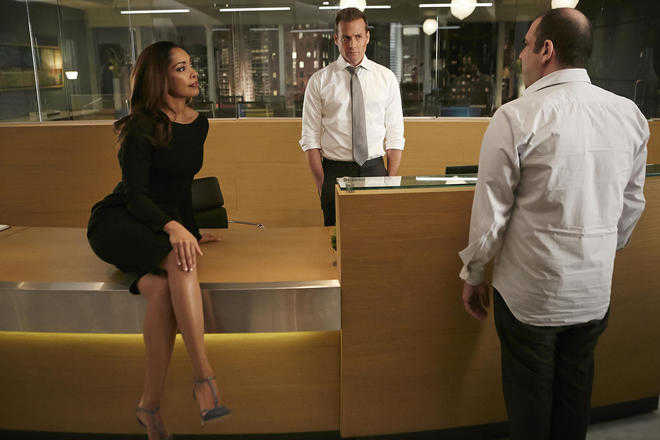 Gear up for  Suits spinoff
