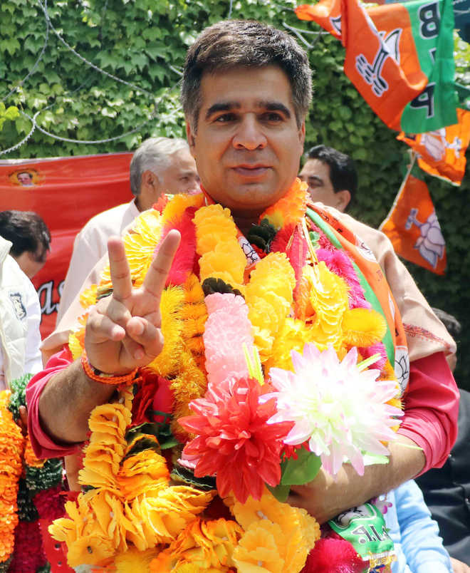 In Valley, new state BJP head invokes Islamic teachings
