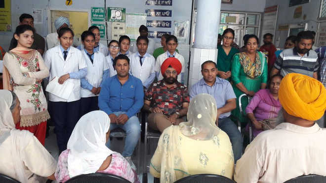 Dengue awareness campaign kicks off