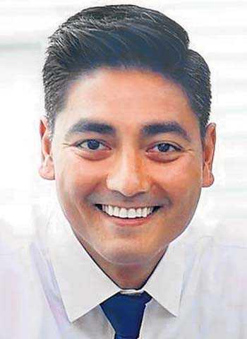 Indian-Tibetan wins democratic primary