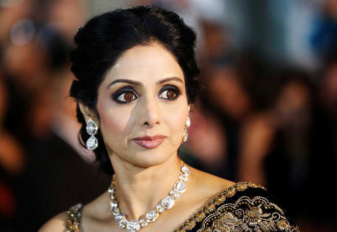 Sridevi honoured at the Cannes Film Festival