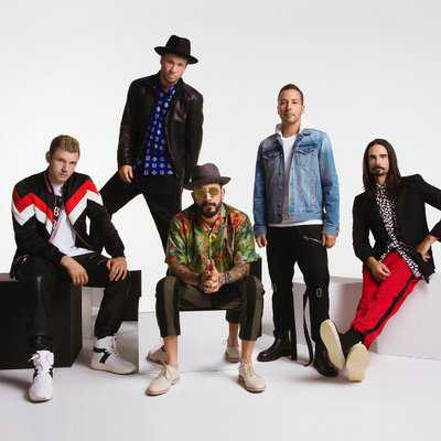 'Backstreet's back' after 5 years