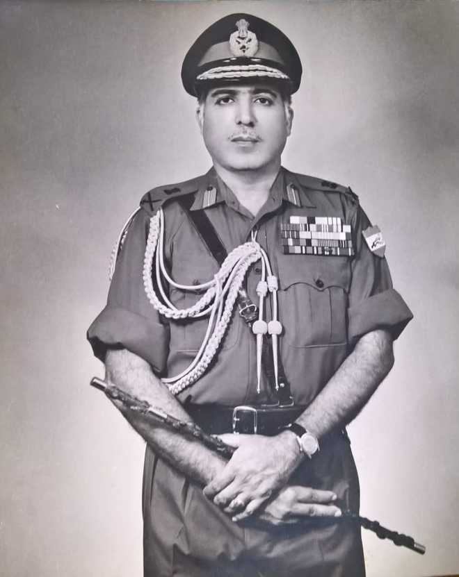India S Highest Decorated General Zorawar Chand Bakshi Passes Away At 97