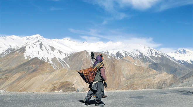 Health challenges in tribal belt of Lahaul & Spiti