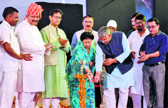Three-day Tehri fest inaugurated