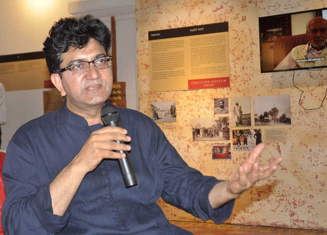 Partition Museum should connect past, present and future, says Prasoon Joshi